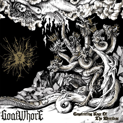 GOATWHORE<br/>Constricting Rage Of The Merciless