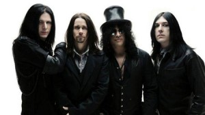 SLASH FT MYLES KENNEDY AND THE CONSPIRATORS<br/>Le feu aux poudres
