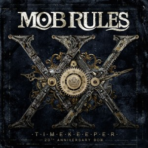 MOB RULES<br/>Timekeeper<br/>20th Anniversary Box