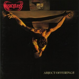 MERCYLESS<br/>Abject Offerings