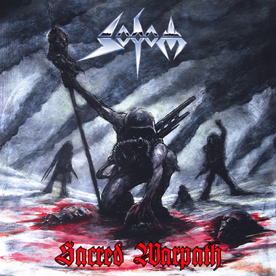 SODOM<br/>Sacred Warpath