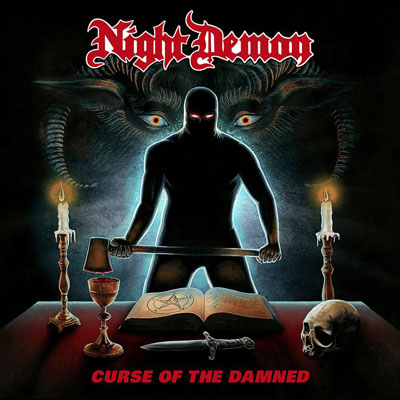 NIGHT DEMON<br/>Curse Of The Damned