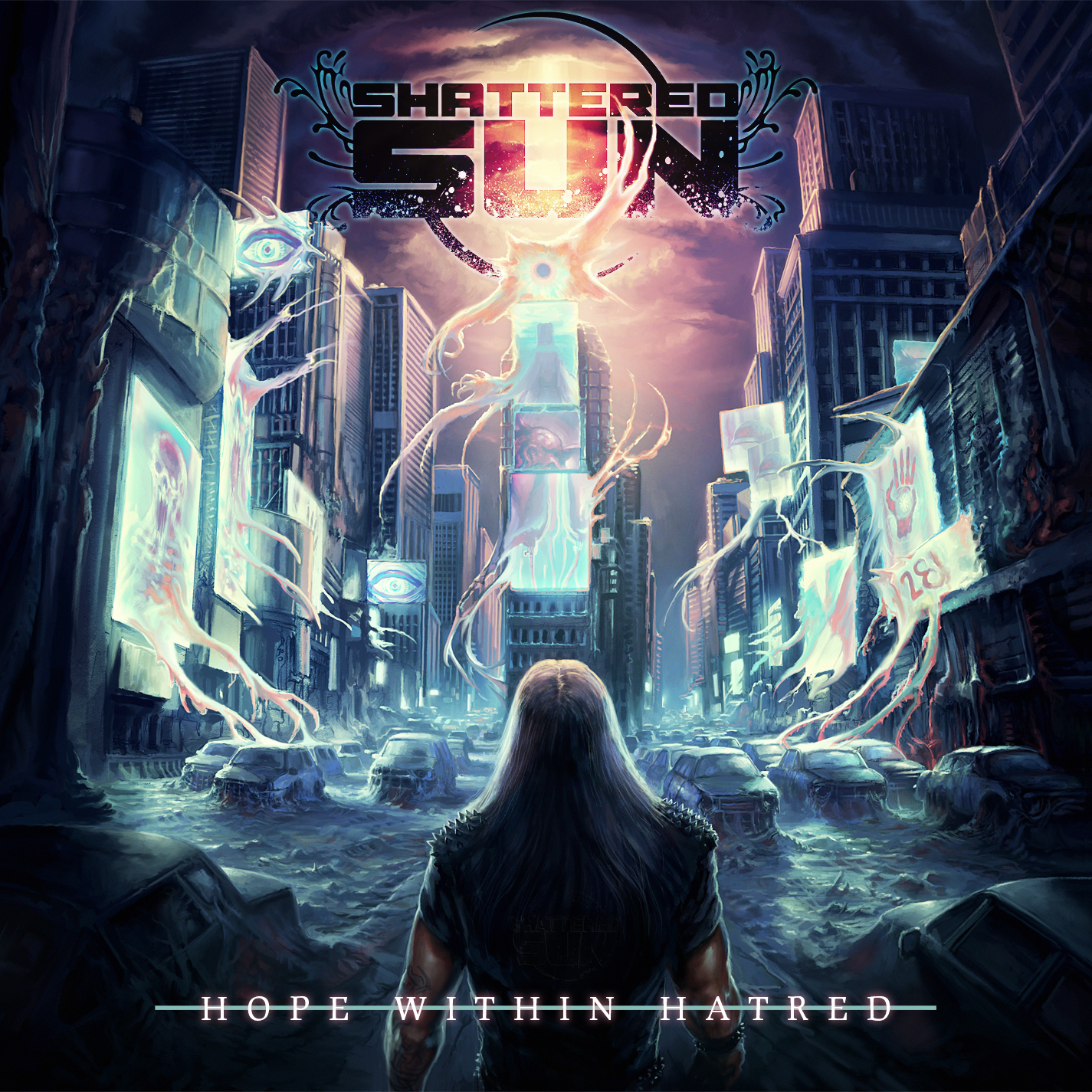 Shattered Sun <br/>Hope within hatred