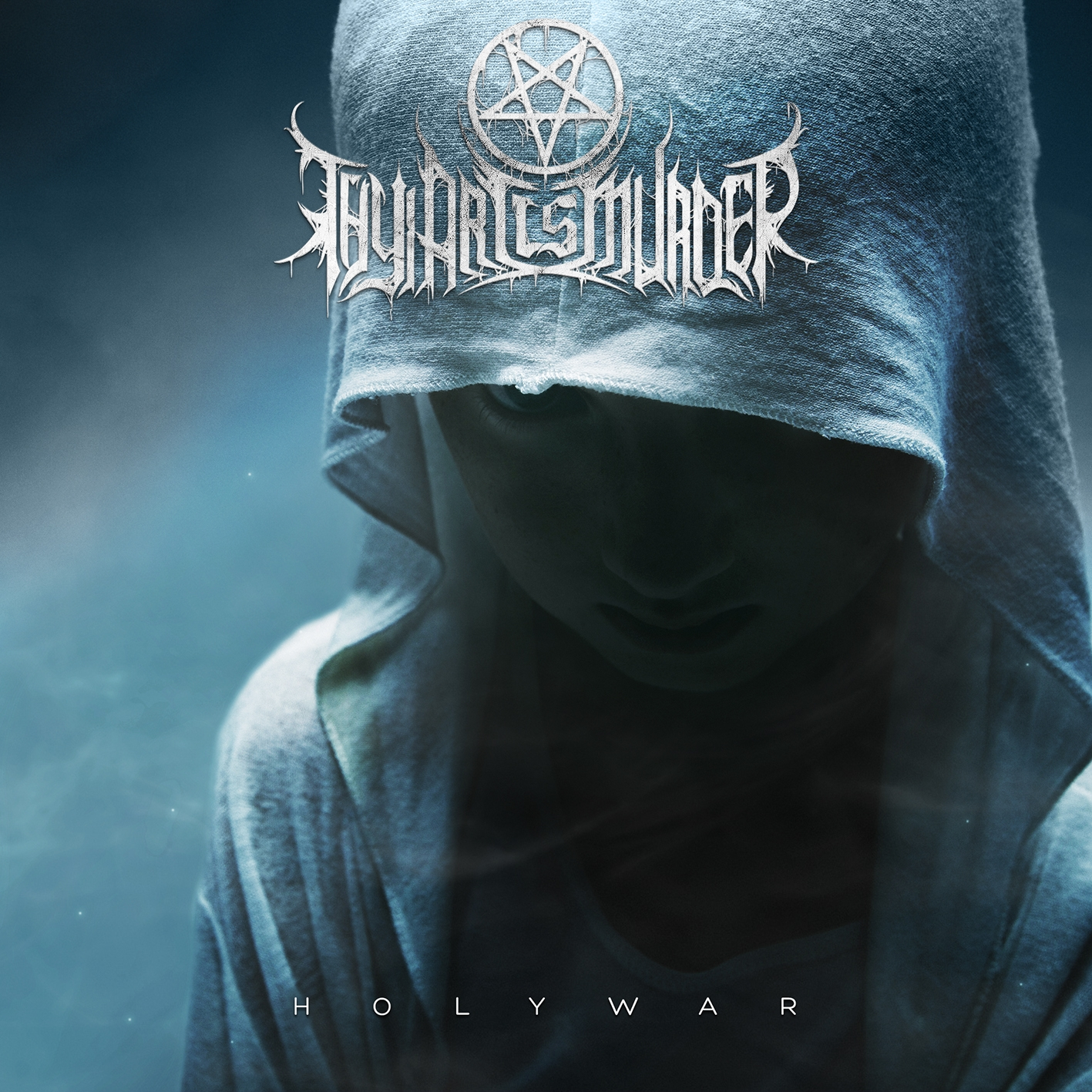 Thy Art Is Murder - Holy War - Artwork