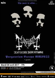 20170404 Mayhem Lyon