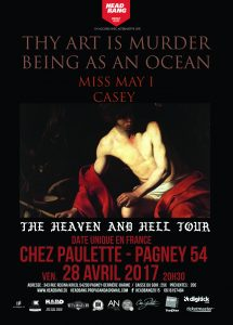 A6 The Heaven and Hell Tour Imprimerie copie