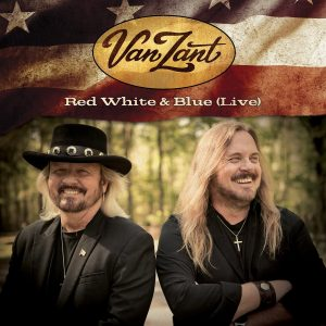 VAN ZANT <br/> Red White & Blue (live)