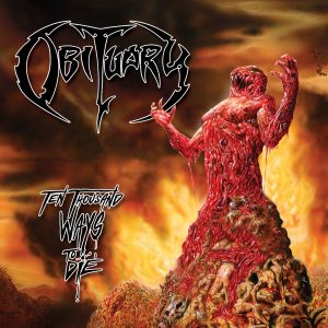 OBITUARY <br/> Ten Thousand Ways To Die