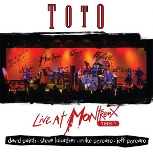 TOTO <br/> Live At Montreux 1991
