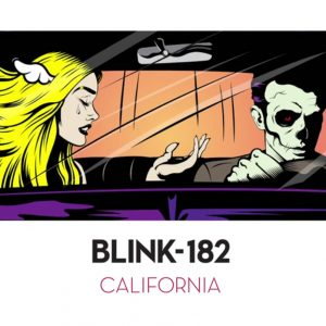 BLINK 182 <br/> California