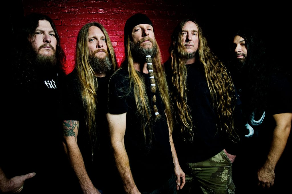 OBITUARY promo band photo 2016