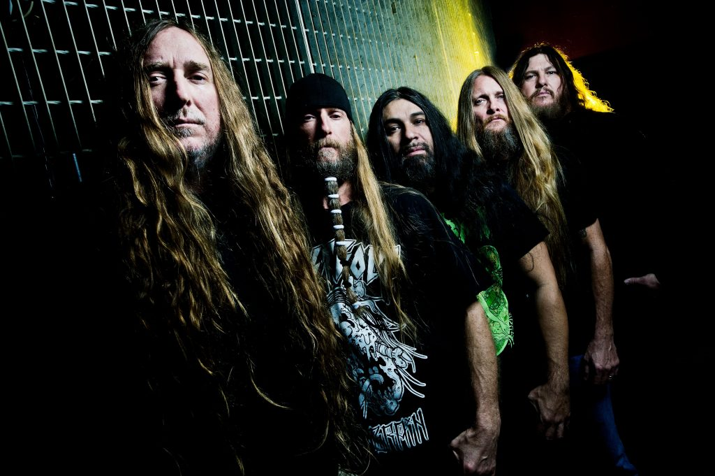 OBITUARY promo band photo#3 2016