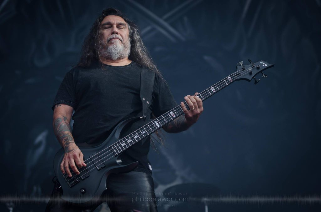 Slayer, par Philippe Jawor