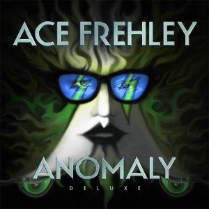 ACE FREHLEY <br/> Anomaly – Deluxe