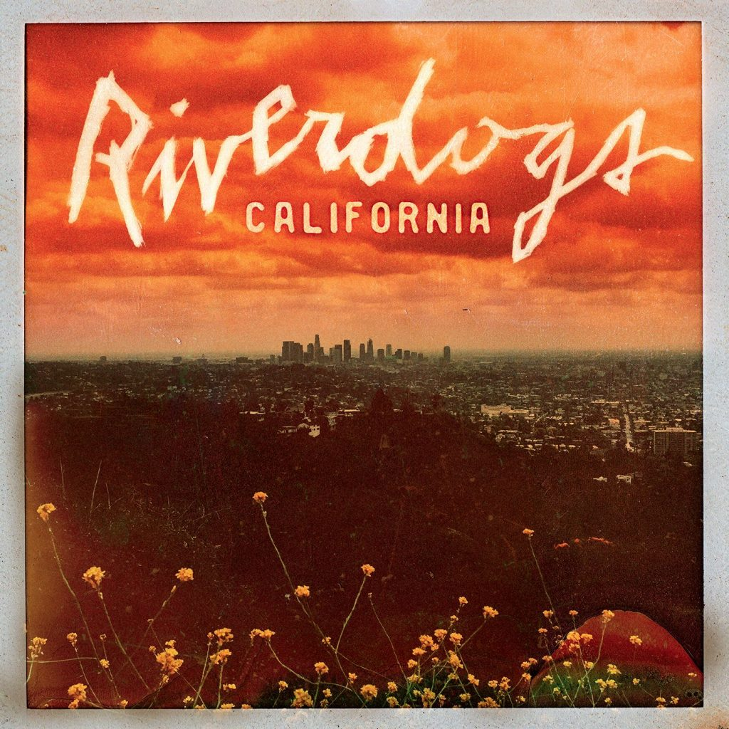 RIVERDOGS-Cover
