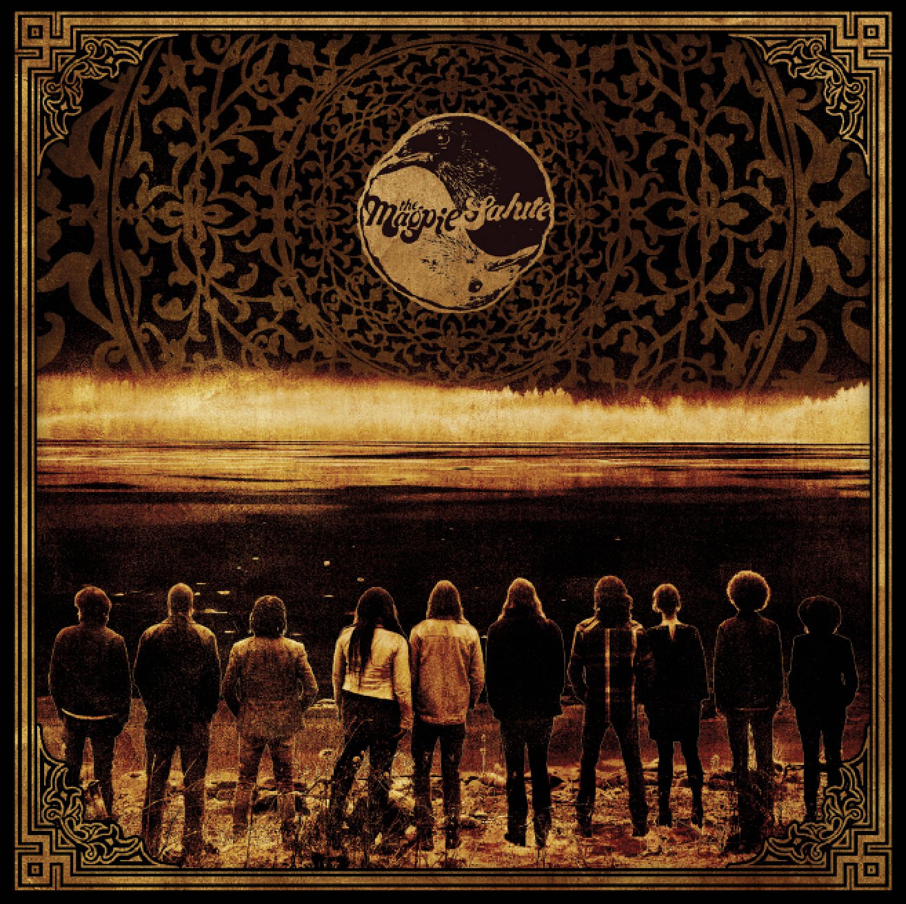 THE MAGPIE SALUTE <br/> The Magpie Salute