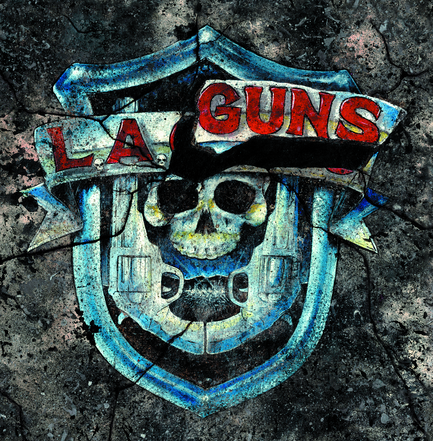 L.A. GUNS <br/> The Missing Peace