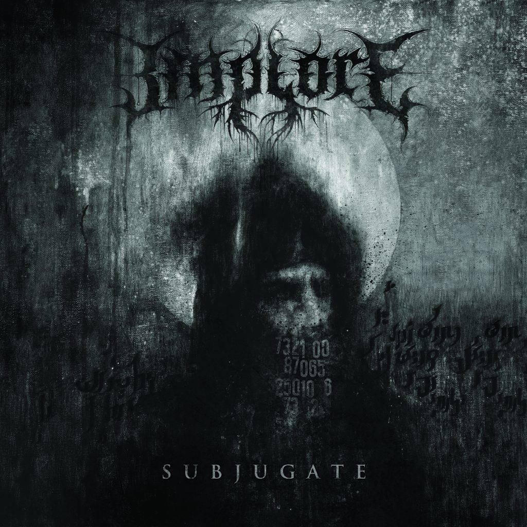 IMPLORE Subjugate cover