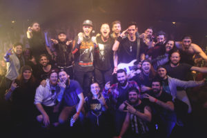 Dagoba/Betraying The Martyrs/Smash Hit Combo <br/> Metal Obs' Tour : à sueur et à sang !