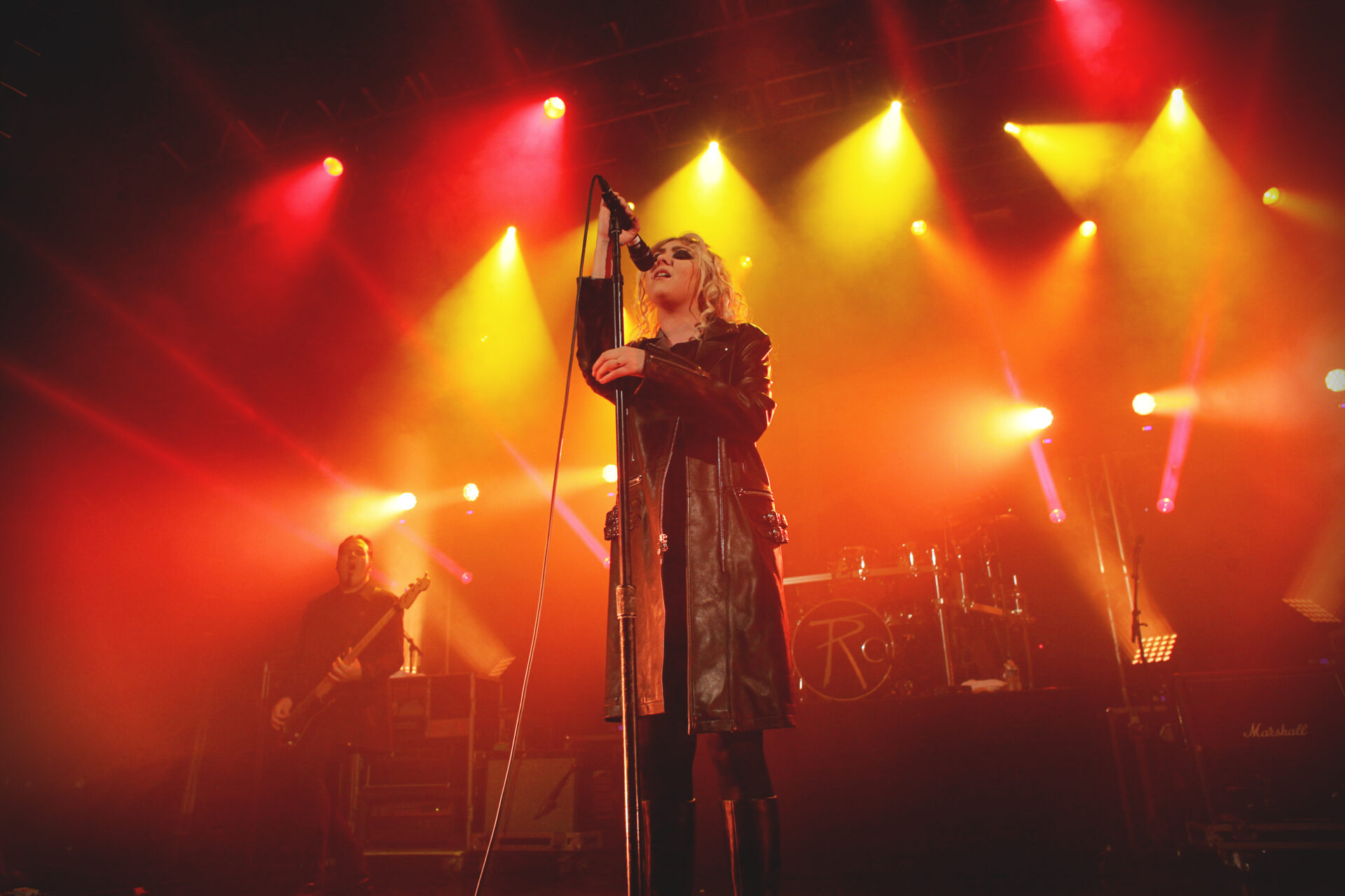 PRETTY RECKLESS <br/> Le minimum syndical