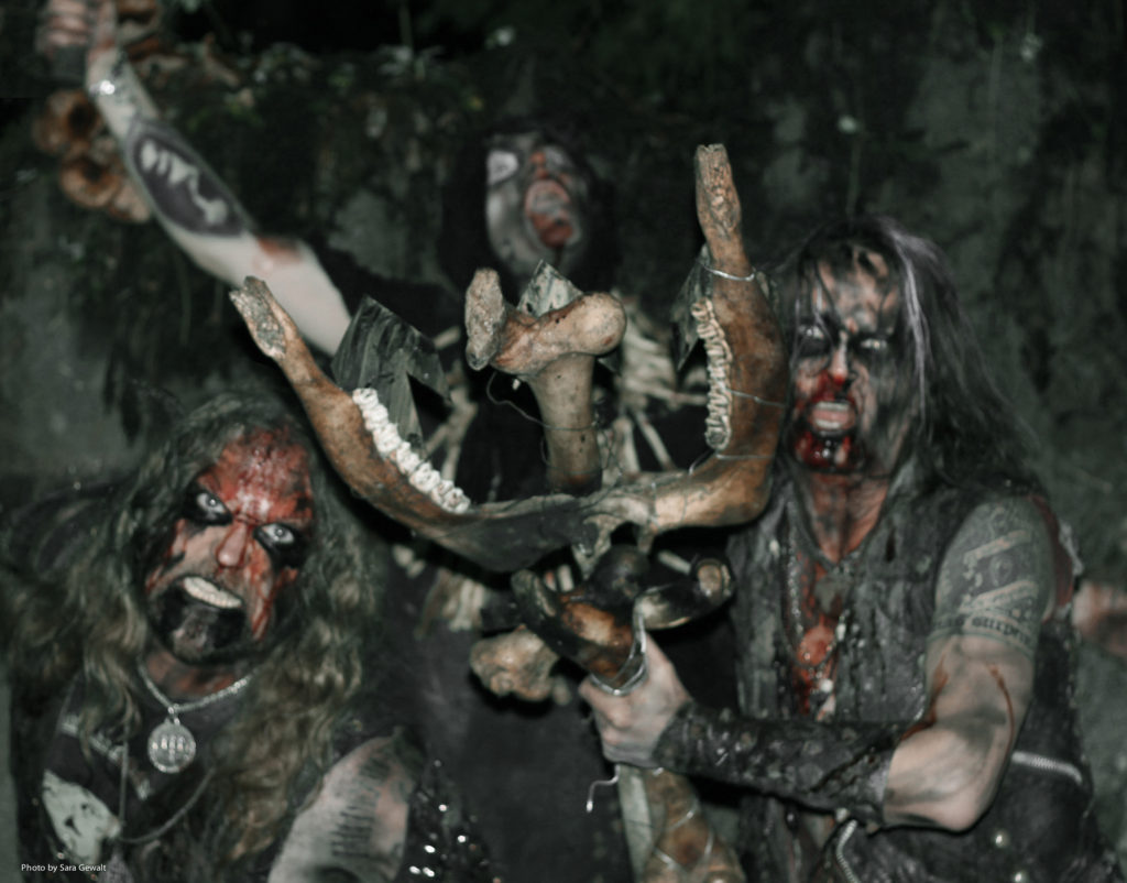 WATAIN Band Photo #4