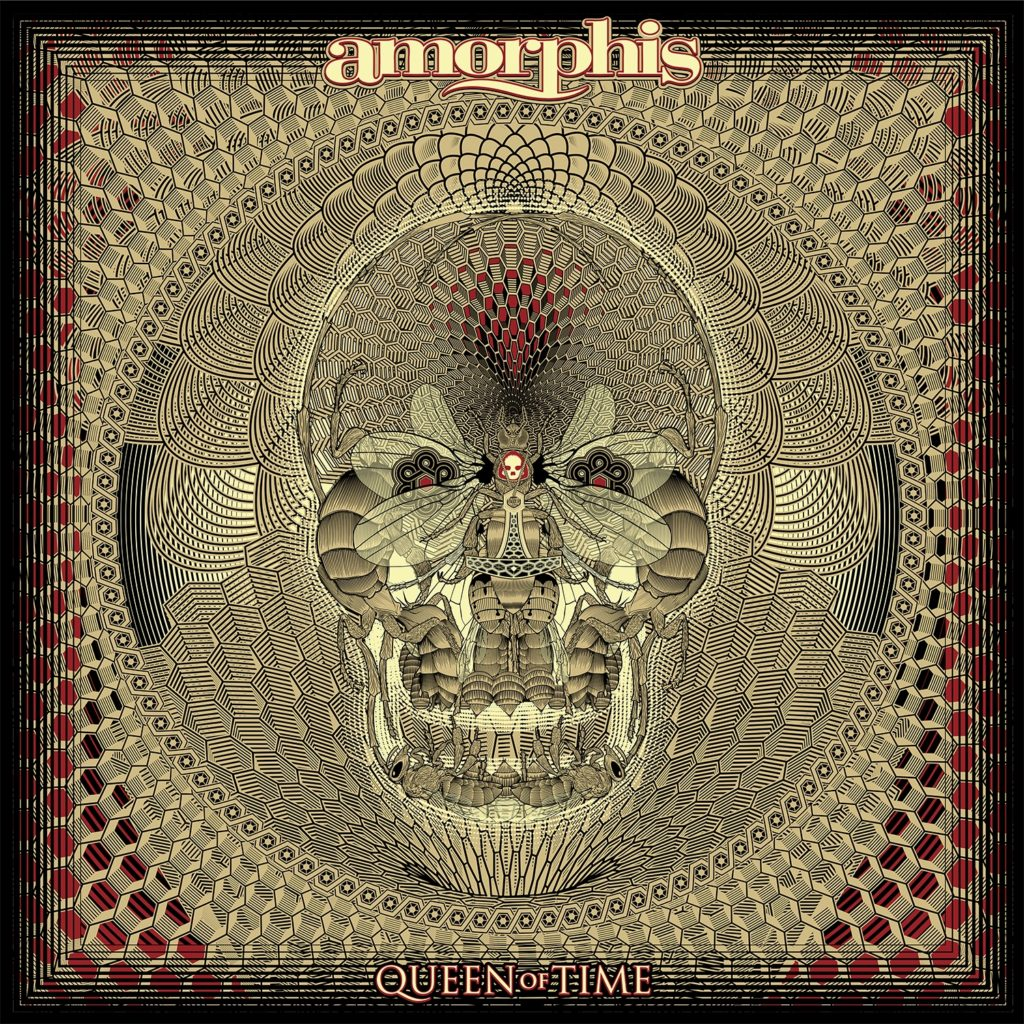 AMORPHIS Queen of Time cover
