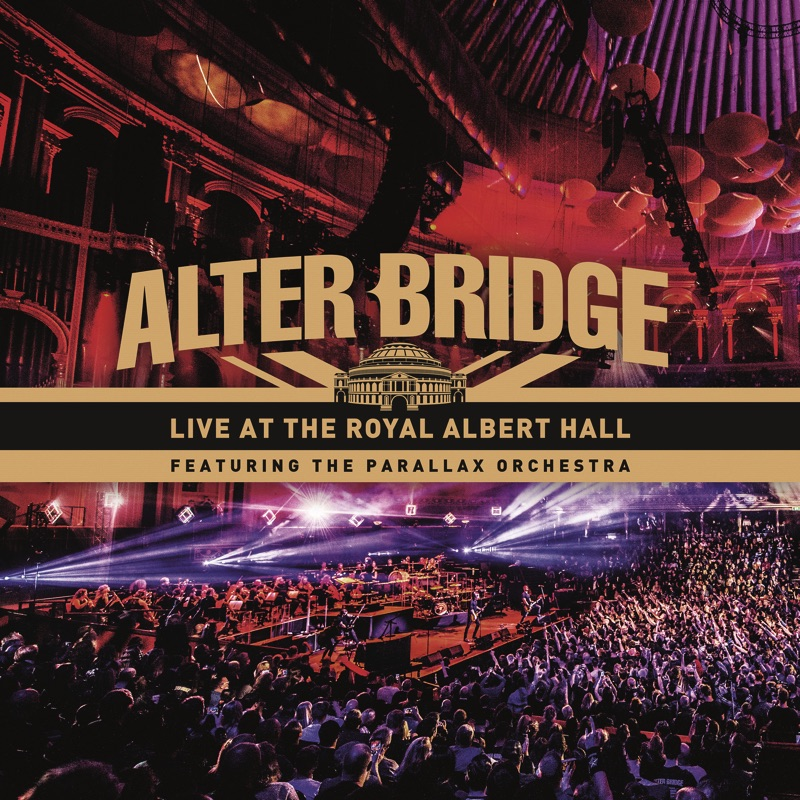 ALTER BRIDGE <br/> Revivez le concert historique d'Alter Bridge & The Parallax Orchestra!