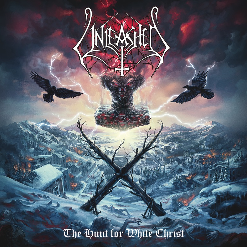 UNLEASHED <br/> The Hunt For White Christ