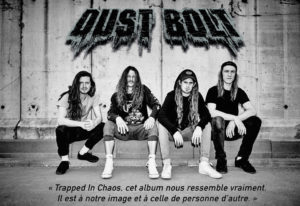 Dust Bolt nous parle de Trapped In Chaos