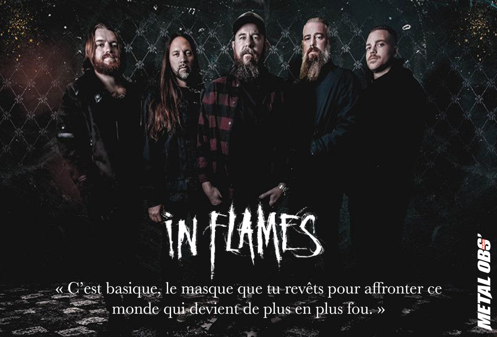In Flames : Spleeeeendide !!!