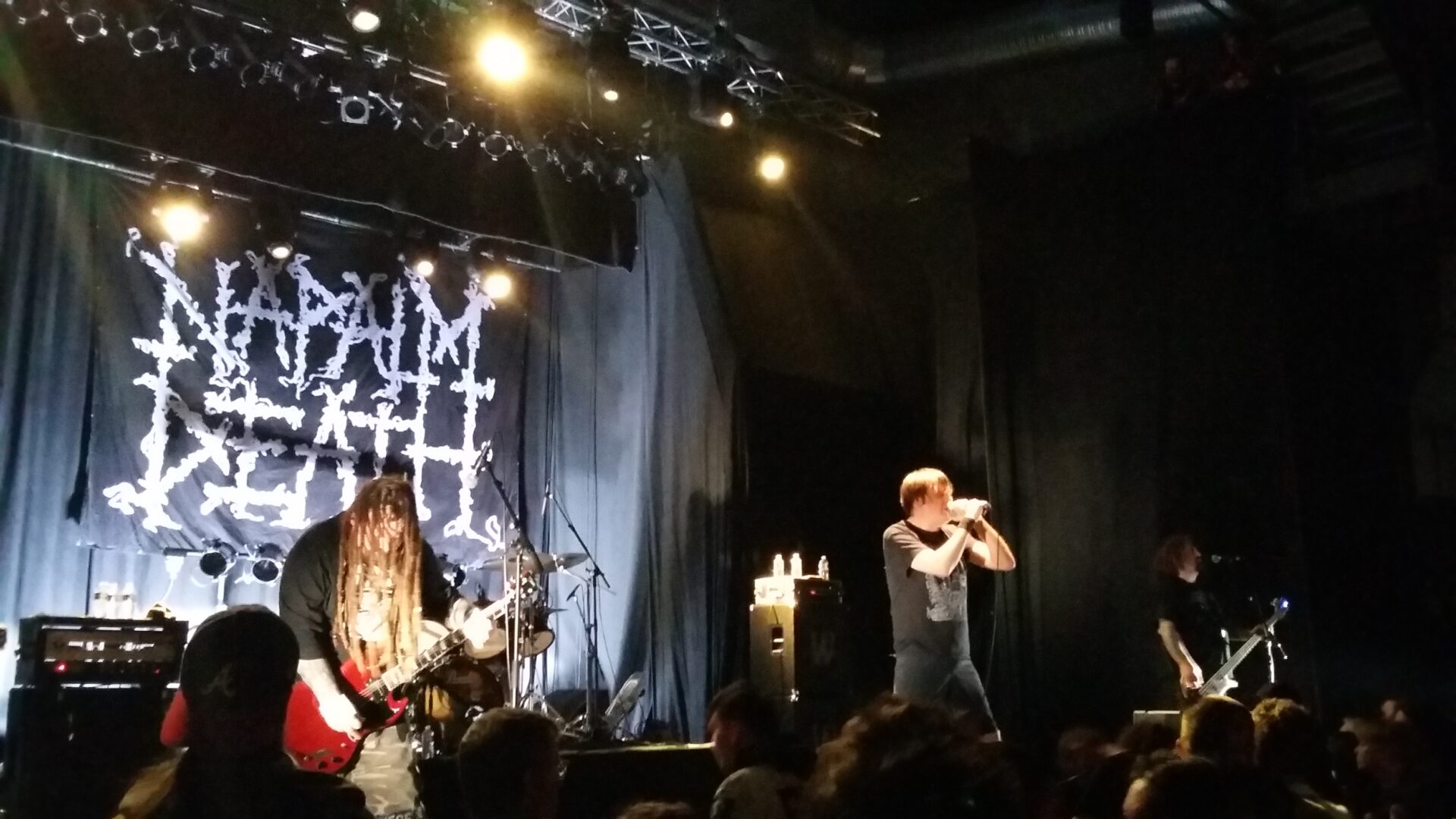 LIVE ‎REPORT | THE OUTBREAK METAL FEST