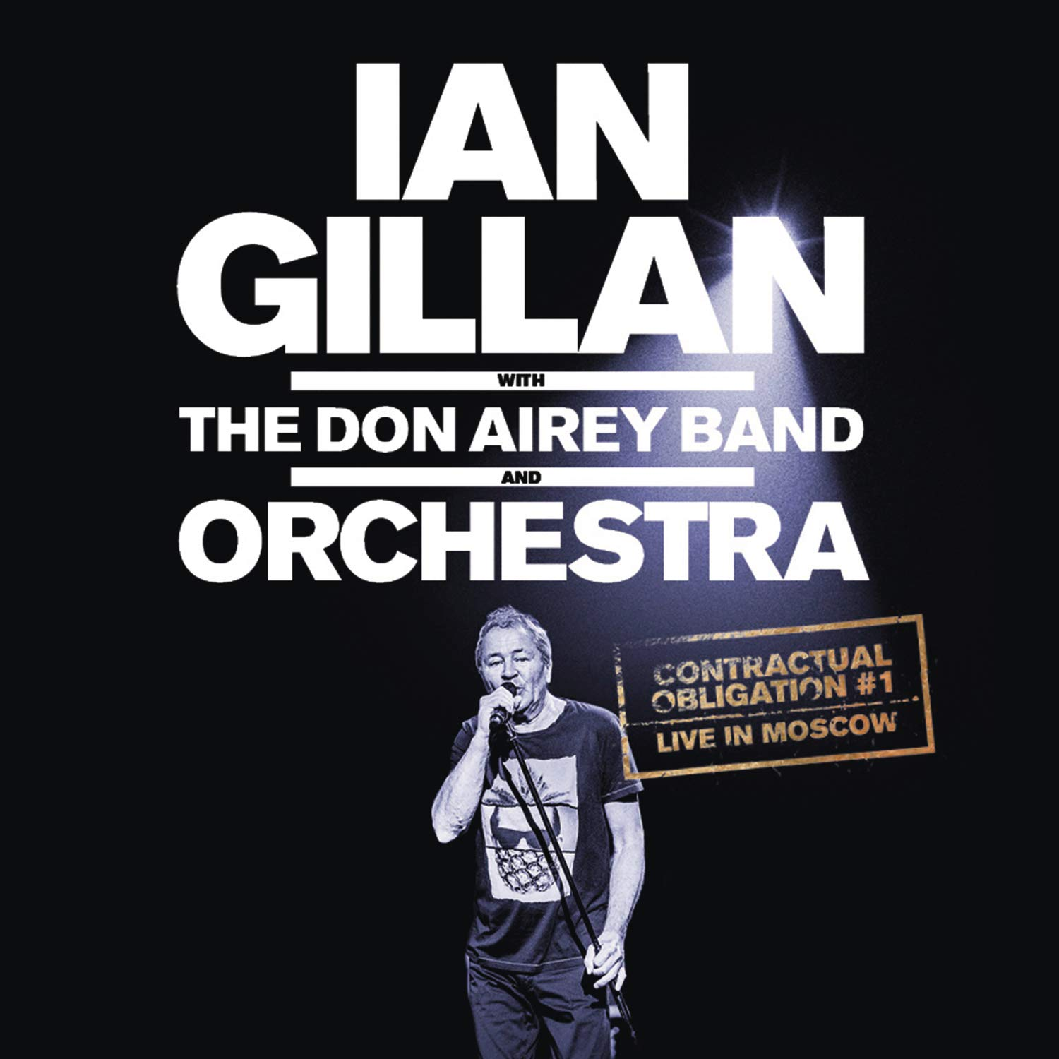 IAN GILLAN : Contractual Obligation