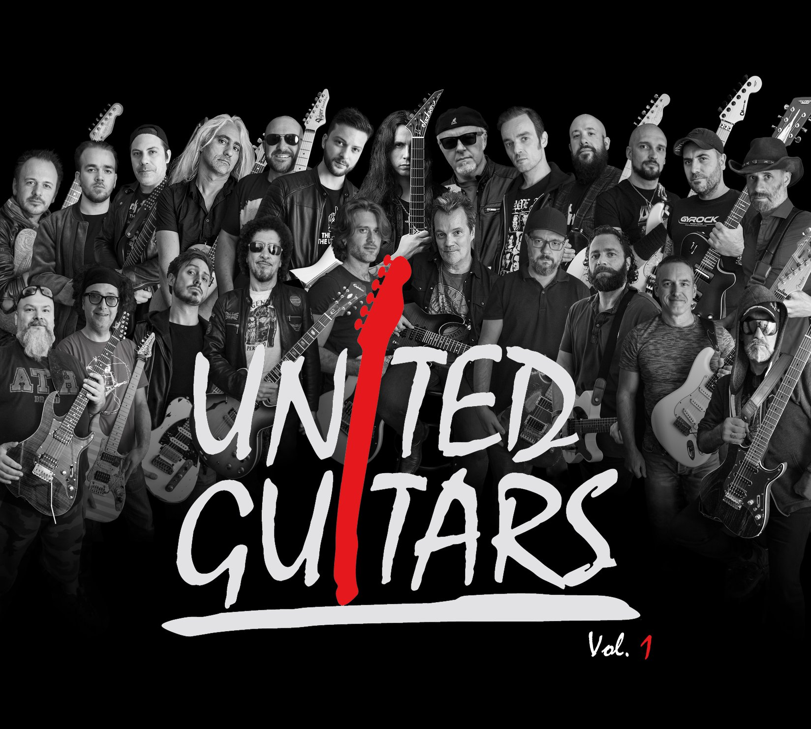 UNITED GUITARS : « Volume 1 »