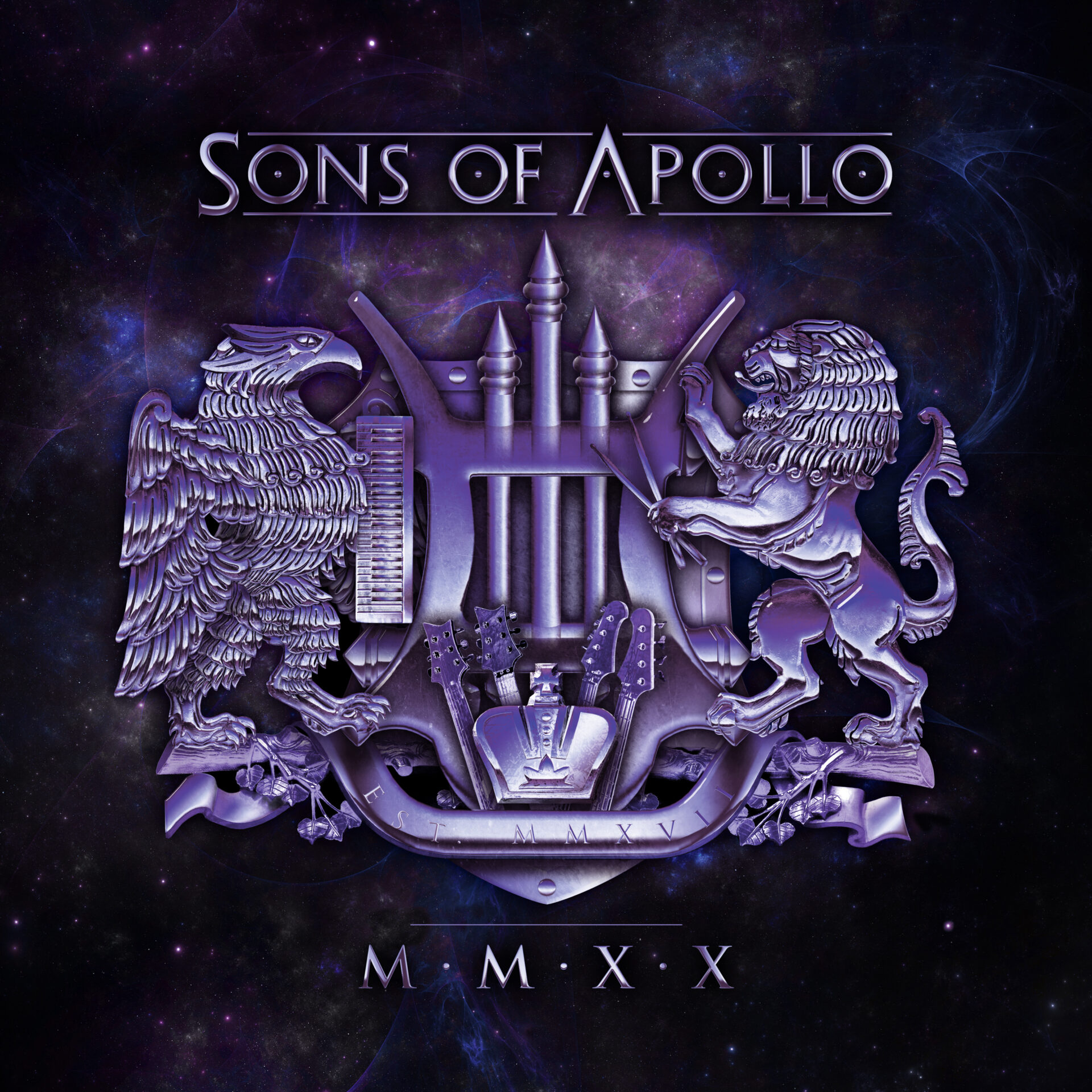 Sons Of Apollo : MMXX