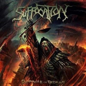 Suffocation<br/> Pinnacle Of Bedlam
