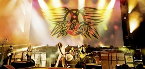AEROSMITH<br/>You can't stop Rock'n'Roll !