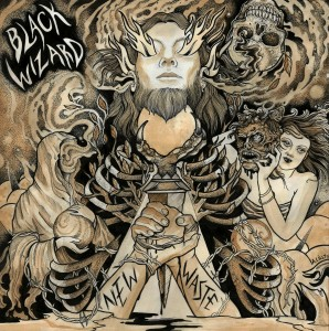 BLACK WIZARD <br/> New Waste