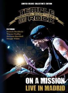 MICHAEL SCHENKER'S TEMPLE OF ROCK <br/> On A Mission : Live In Madrid
