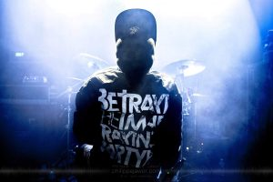 CHELSEA GRIN + BETRAYING THE MARTYRS <br/> Lyon, 15.02.2017