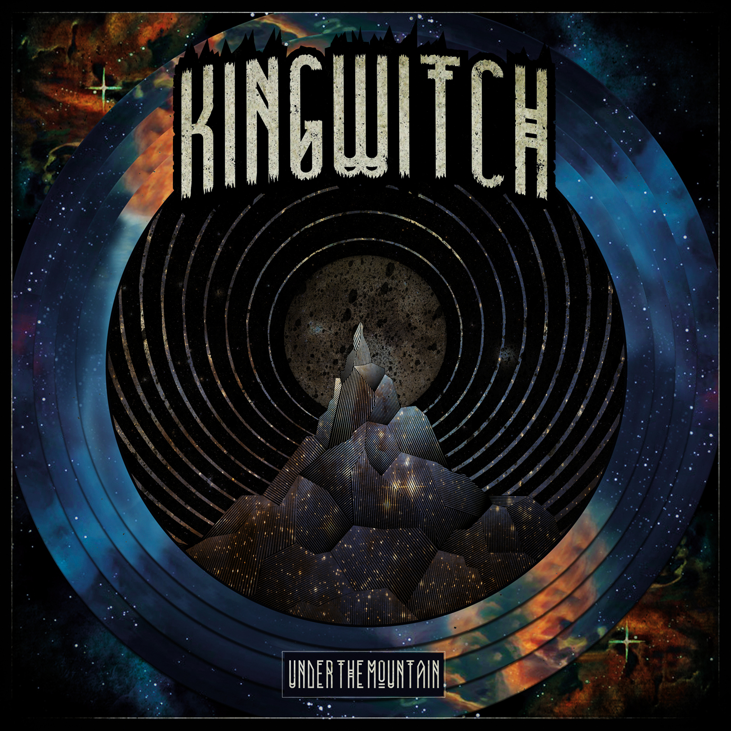KING WITCH <br/> Under The Mountain